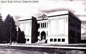Washington Chehalis West Side School
