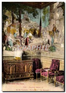 Pau - Castle Henri IV - Flemish Lounge - The Tapestry Walk Old Postcard