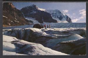 Snowmobile,Athabasca Glacier,Jasper National Park,Canada BIN