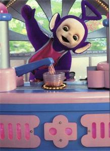 British Pre-School Children's Television Series TELETUBBIES Tinky-Winky (1996) 1