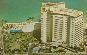 MIAMI BEACH , Florida, 1965 ; SAXONY Hotel