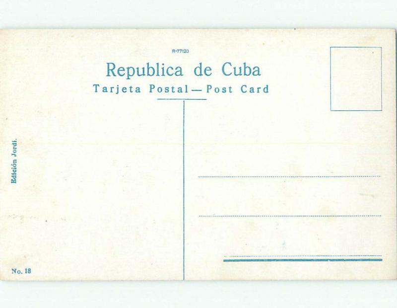Divided-Back NICE VIEW Santiago De Cuba i4929