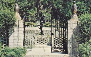 Diana, Brookgreen Gardens, Murrell's Inlet,  South Carolina, 40-60s