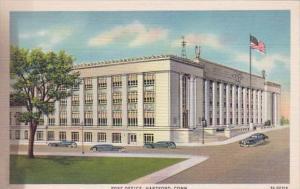 Connecticut Hartford Post Office Curteich