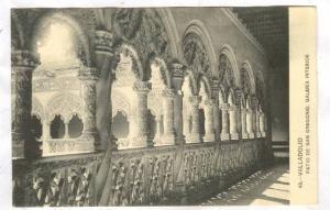 Valladolid, Spain, PU-1946 , Patio De San Gregorio, Galeria Interior,