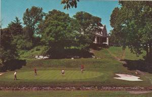 Golf Course , Hershey , Pennsylvania , 40-60s