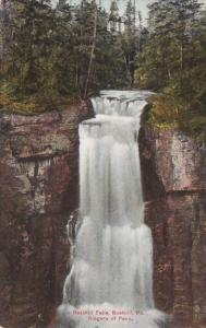 Pennsylvania Bushkill Bushkill Falls