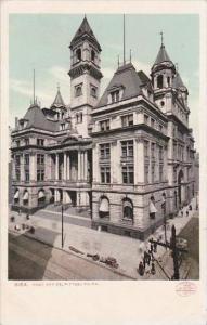 Pennsylvania Pittsburg Post Office
