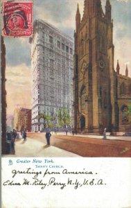USA Greater New York Trinity Church 06.47