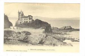 Biarritz; La Villa Belza, Biarritz Artistique, France, 00-10s