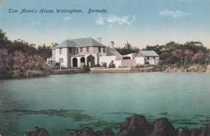 Waterfront View, Tom Moore's House, Walsingham, Bermuda 1900-10s