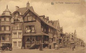 Belgium La Panne Boulevard de Dunkerque 04.00