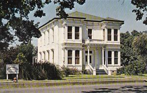 Kelly-Griggs Museum Red Bluff California