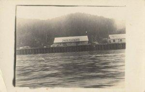 RP: CORDOVA , Alaska , 1900-10s ; Waterfront
