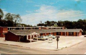Nebraska North Platte Bel-Air Motel