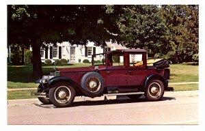 1928 Rolls-Royce Phantom I Landaulet