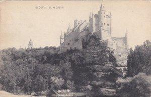 SEGOVIA, Castilla y Leon, Spain; El Alcazar, 00-10s
