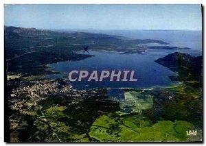Postcard Modern Porto Vecchio Gulf and creeks Corsica Corsica