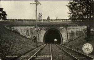 L&NW Railway London & North Western  Prestbury Tunnel Near Macclesfield gfz