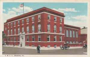 READING , Pennsylvania,1910s ; Y.W.C.A.