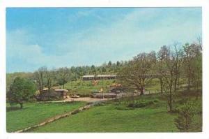 Park Vista Motel, West Jefferson, North Carolina, 1940-1960s