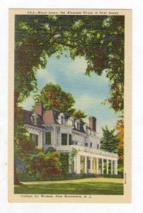 Woodlawn House @ College 4 Women,New Brunswick,NJ 30-40