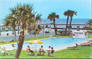 Juno Beach FL -  Casa Juno Motel on the OCEAN, 1960s