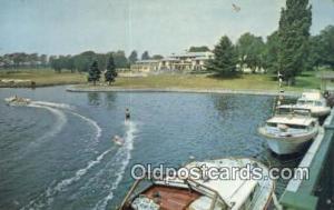 Thousand Island Club, Wellesley Island, Alexandria Bay, New York, NY USA Hote...