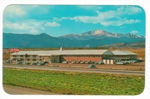 Colorado  Colorado Springs , Ramada Inn Motel