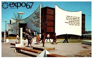 Canada Montral Expo 67  Judaism