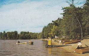 Golden Sands Vacationland,  Golden Lake,  Ontario,  Canada,  40-60s