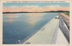 Tennessee East Tennessee Cherokee Dam Tennessee Valley Authority On Holston R...
