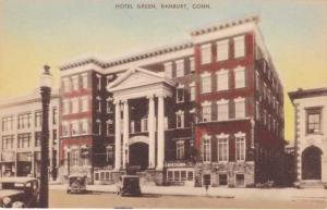 Hotel Green - Danbury CT, Connecticut - HC DB