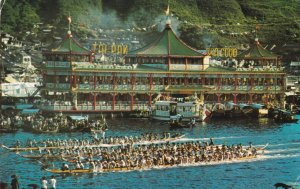 Tai Pak Floating Restaurant, 1950-1960s