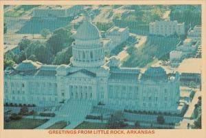 Satae Capitol Little Rock Arkansas