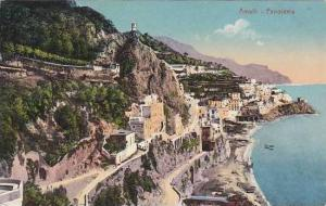 Italy Amalfi Panorama
