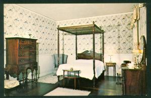Hildene Estate House Taft Guest Bedroom Manchester Vermont Robert Todd Lincoln