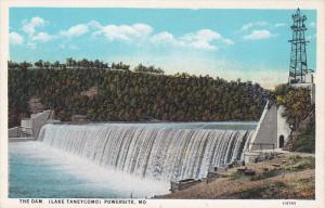 The Dam (Lake Taneycomo), Powersite, Missouri, 1910-1920s