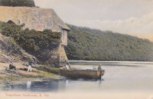 TREGOTHNAN , Cornwall , England , 00-10s ; Boat House