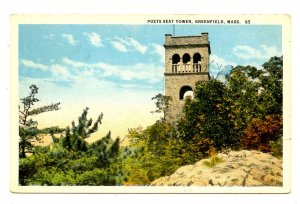 MA - Greenfield. Poets Seat Tower