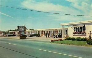 ME, Old Orchard Beach, Maine, Sea Drift Motel, Dexter Press 92615-B