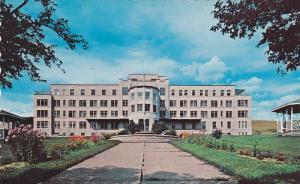 Sanatorium Saint- Joseph, Saint-Basile Comte Madawaska, N.B., Canada,  40-60s