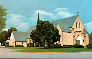 Oklahoma Perry Christ Lutheran Church