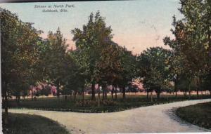 Wisconsin Oshkosh Drives At North Park 1911