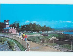Pre-1980 OLD CARS & LIGHT HOUSE AND BOARD WALK Santa Cruz California CA Q0809
