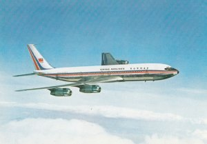 CHINA Airlines , Boeing 707 Airplane , 1970-80s : #2