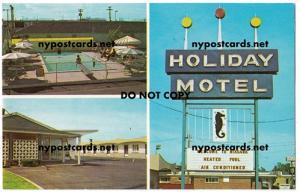 Holiday Motel, Niagara Falls NY