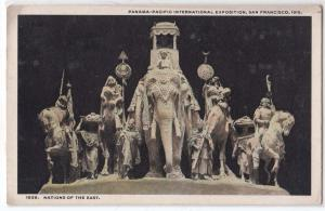 Nations of the East, Panama-Pacific Expo