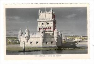 RP, Torre De Belem, Lisboa, Portugal, 1920-1940s