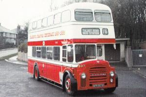 16 Talbot Road Bus Station Blackpool Leyland 1960s Bus Tram Photo Postcard